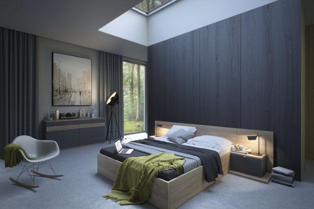 Sypialnia dla dwojga - meble dopasowana do potrzeb