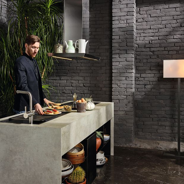 Praktyczna kuchnia: urządzamy strefę zmywnia