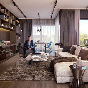 Apartamenty butikowe dla indywidualistów. Wizualizacje: Zyndrama