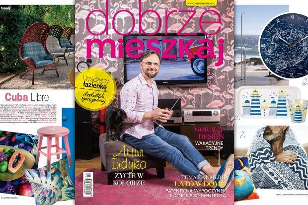 Dobrze Mieszkaj  4/2018 - nowy numer już w sprzedaży