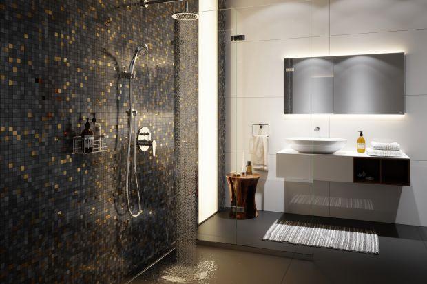 Strefa prysznica - wybieramy odpływ liniowy