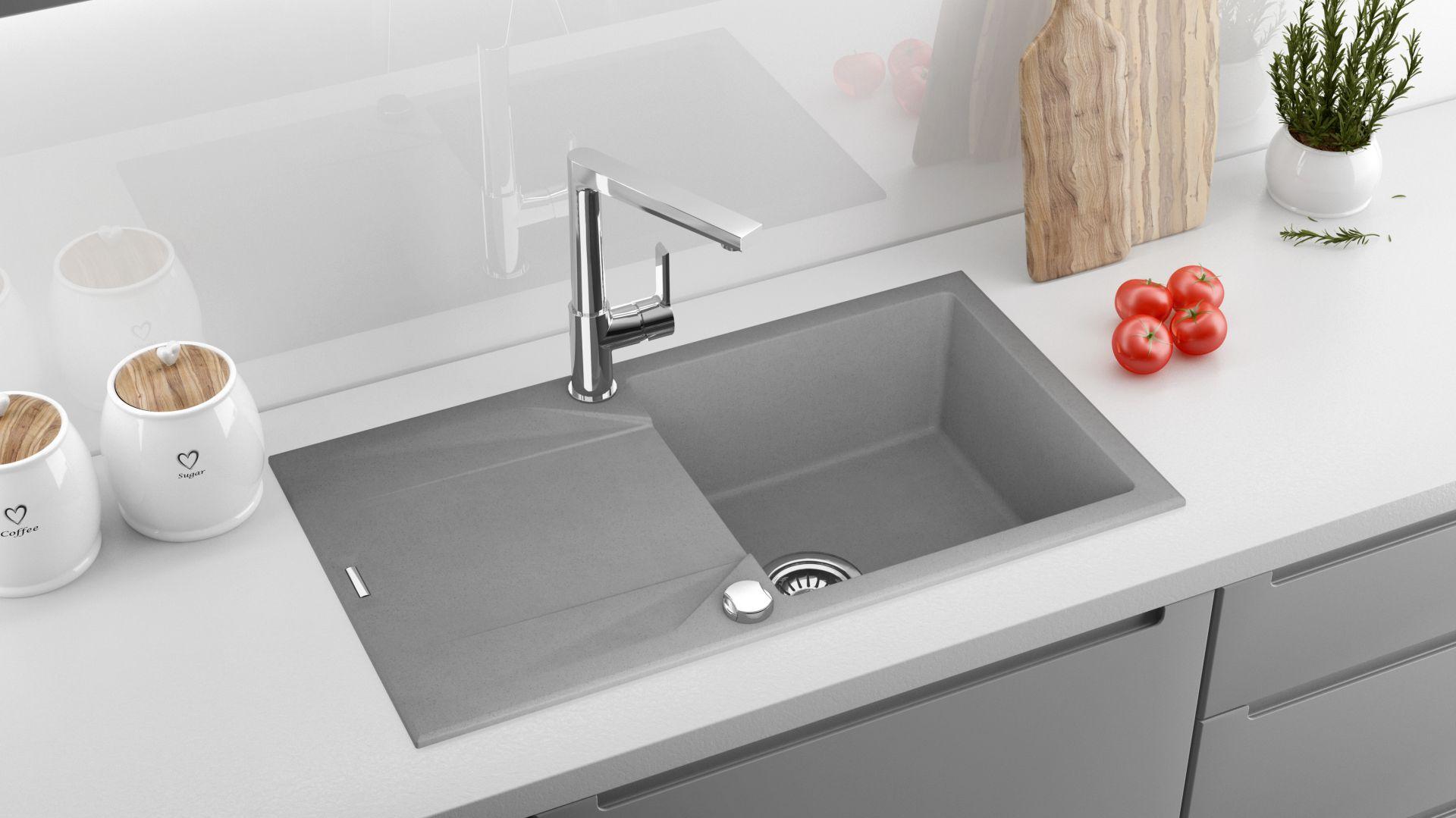 Jak uniknąć kamienia w kuchni i łazience. Fot. Deante