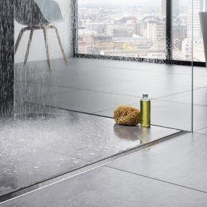 Odpływ prysznicowy Advantix. Fot. Viega