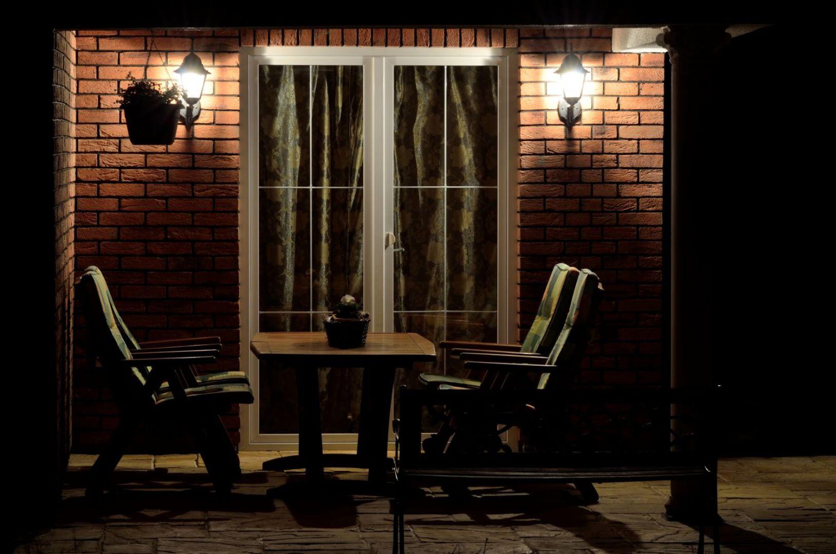 Oświetlenie dla bezpieczeństwa. Fot. GTV