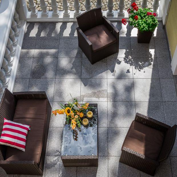 Płytki na balkon - jakie wybrać?