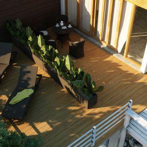 Aranżacja balkonu i tarasu - urządzamy krok po kroku. Fot. Homepark