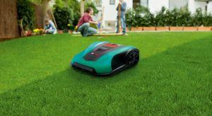 Sezon letni w pełni: nawet niewielki ogródek umożliwia nam teraz wspaniały relaks każdego dnia. Nie musisz już rezygnować z części czasu na odpoczynek, aby skosić trawnik.