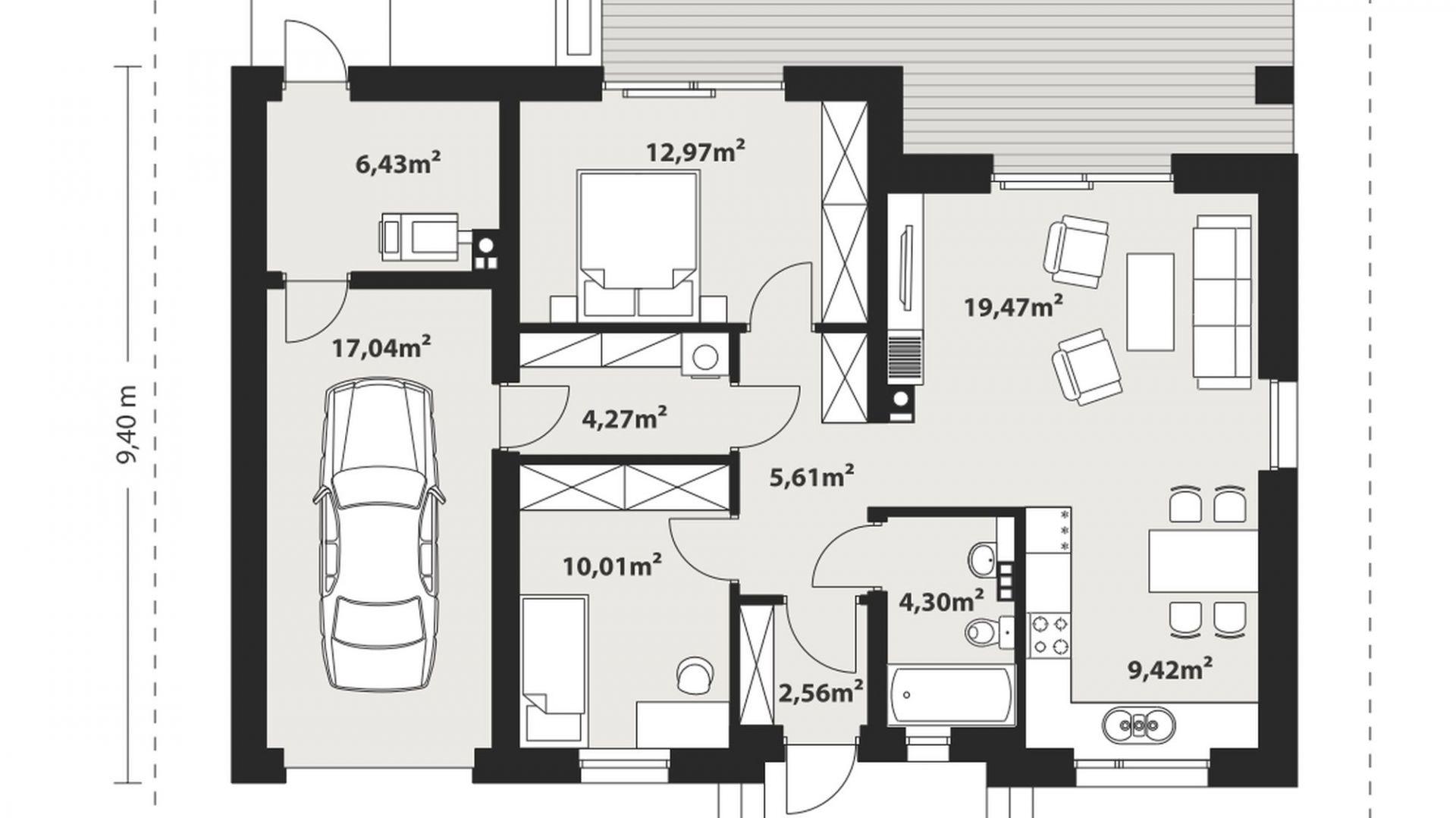 Mały Dom Zobacz Jak Urządzono 75 Metrów