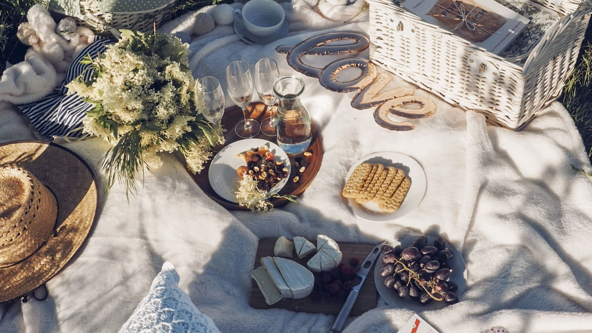 Akcesoria piknikowe. Fot. home & you