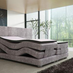 Łóżko kontynentalne Mario Electric. Fot. Comforteo