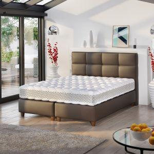 Łóżko kontynentalne Isabel. Fot. Comforteo