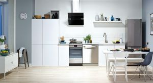 Świeża żywność, czyste naczynia czy sprawnie przyrządzony domowy posiłek. Nowoczesne urządzenia AGD zapewniają komfort codziennych prac kuchennych, gwarantując najlepsze wyniki kulinarne.