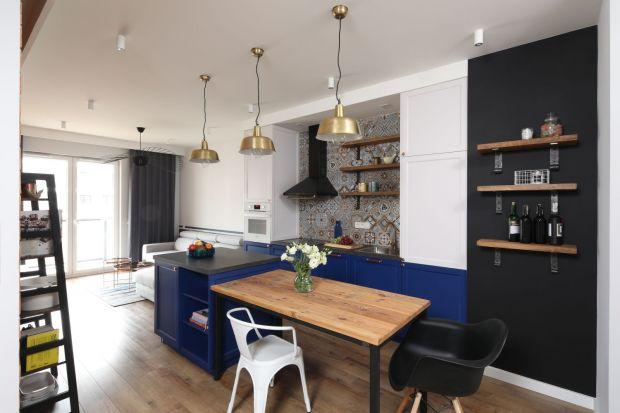 Piękne mieszkanie - niewielkie i modnie urządzone