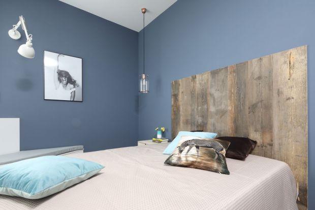 Mała sypialnia - 15 dobrych projektów