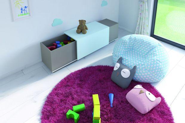 Meble do pokoju dziecka - sprytna technika wspiera rodziców