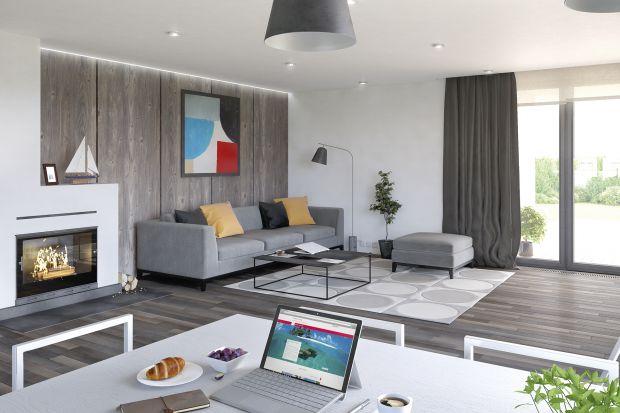 Nowoczesny dom parterowy: funkcjonalny projekt