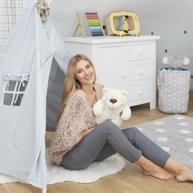 Rozalia Mancewicz urządziła pokój syna - zobacz jak mieszka mały Henio
