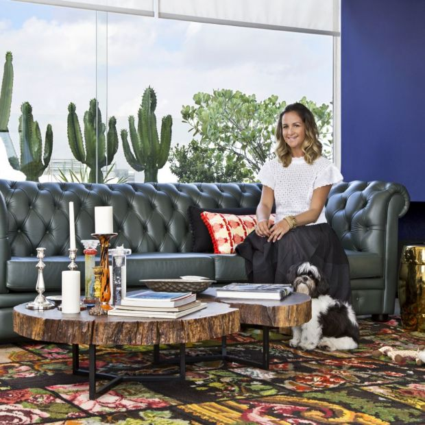 Inspirujące mieszkanie - trendy, kolor i temperament