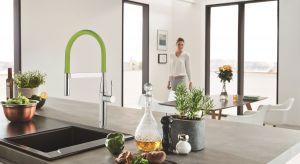 W nowoczesnej kuchni strefa zmywania pełni rolę prawdziwego centrum kuchennych prac. To wszytko dzięki wygodnym zlewozmywakom z dodatkowymi akcesoriami oraz funkcjonalnej armaturze.