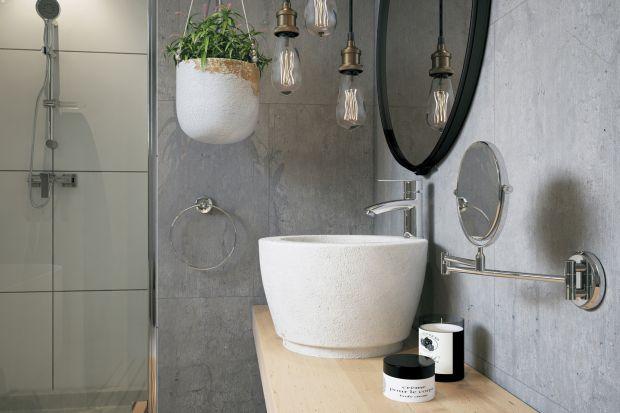 Armatura do łazienki - nowoczesne baterie umywalkowe