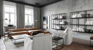 Wyrafinowane wnętrze w przepięknej kamienicy w Warszawie. 300-metrowe mieszkanie wypełniono wysokiej jakości wzornictwem i polską sztuką.