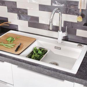 Kuchnia w stylu fit. Blanco Steamer System Plus. Fot. Blanco / Comitor