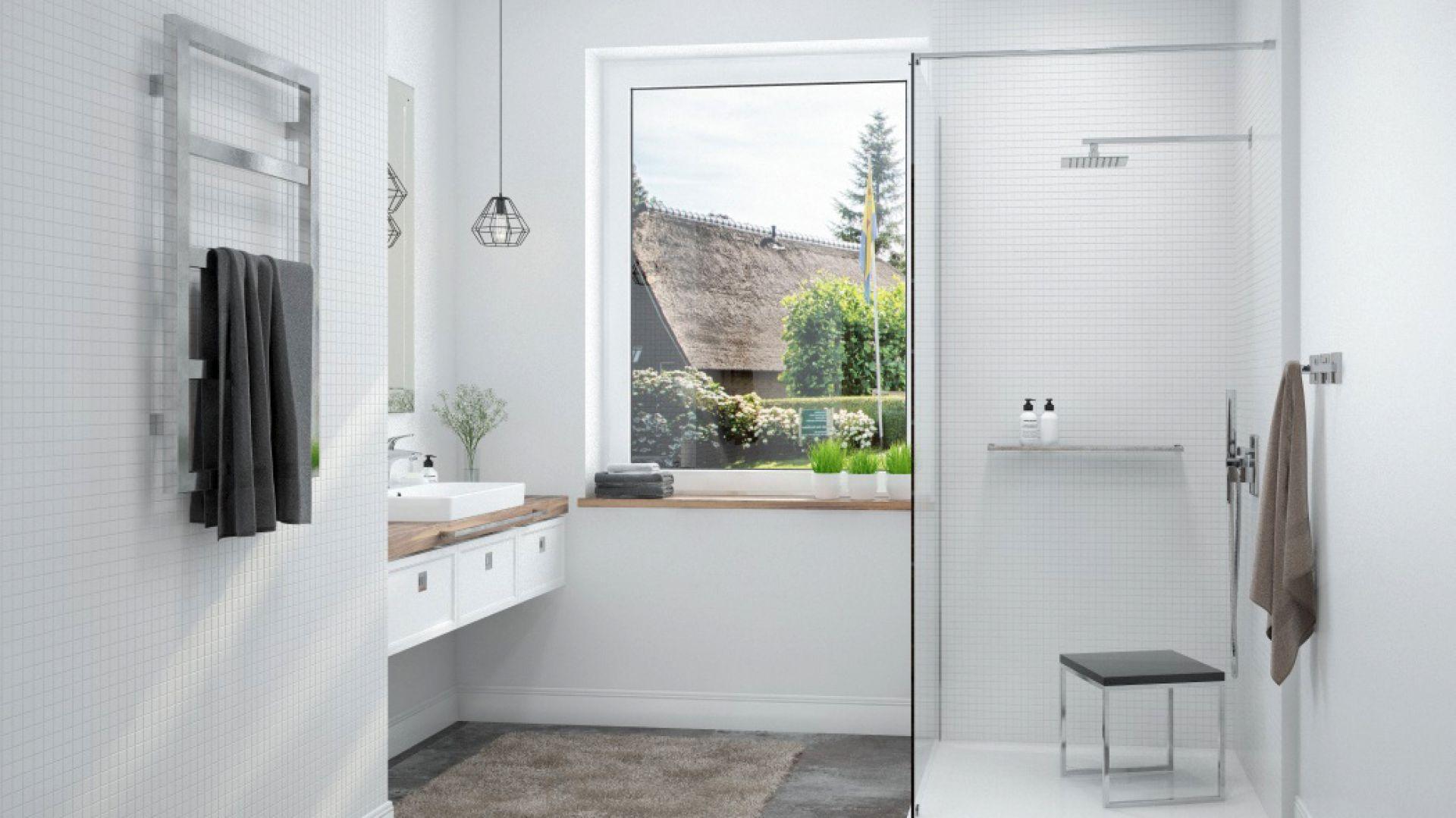 łazienka Dla Seniora Wygodna Bezpieczna I Nowoczesna