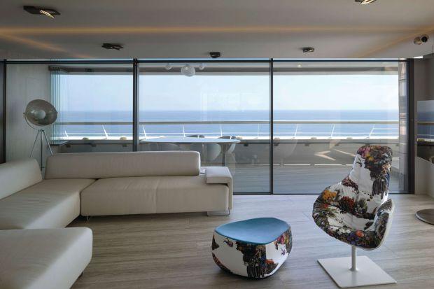 Apartament z widokiem na Morze Śródziemne