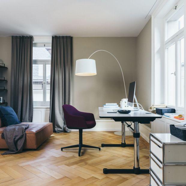 Domowy gabinet - zobacz kreatywne rozwiązania