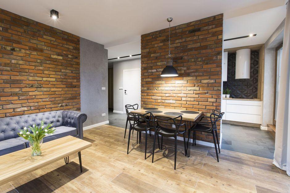 Apartament w stylu soft loft