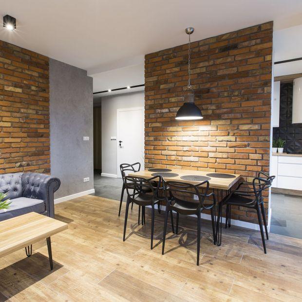 Piękny apartament w stylu soft loft