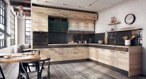 Nadal najbardziej popularnym rozwiązaniem do kuchni jest zabudowa meblowa zaprojektowana w dwóch rzędach – zpodziałem na szafki dolne i górne.