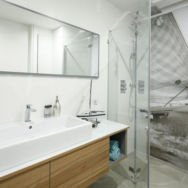 Prysznic w łazience - 15 pomysłów architektów