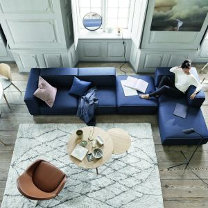 Sofa modułowa Carmo marki BoConcept. Fot. BoConcept