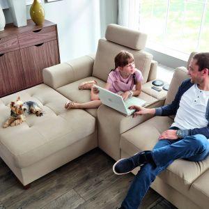 Sofa modułowa Taboo firmy Wajnert Meble. Fot. Wajnert Meble