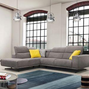 Sofa modułowa Elliot firmy Poldem. Fot. Poldem