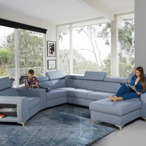 Sofa modułowa Spoleto firmy Meblomak. Fot. Meblomak