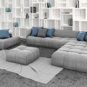 Sofa modułowa Tufti II  marki Rosanero. Fot. Anders Meble