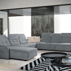 Sofa modułowa Dalmine firmy Meblomak. Fot. Meblomak