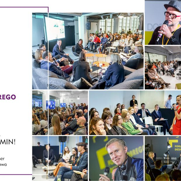 VI Forum Dobrego Designu: zarezerwuj termin!