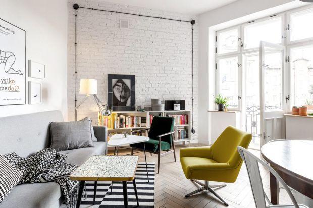 13 pomysłów na fotel w salonie
