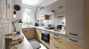 Mała kuchnia nie jest równoznaczna z nudnym wnętrzem – wręcz przeciwnie – mała kuchnia może być nowoczesna, wygodna i funkcjonalna!