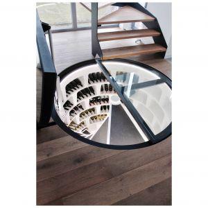Przechowywanie wina w domu. Fot. 13°Space