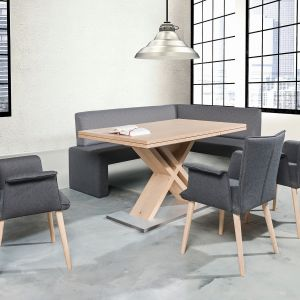 Stół do jadalni Triple Mix firmy Klose. Fot. Klose