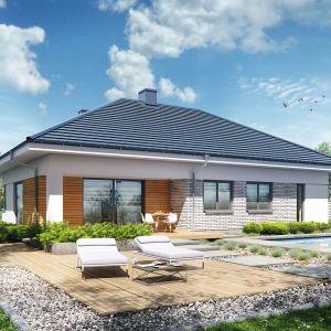 Budowę wymarzonego domu powinna poprzedzić wnikliwa analiza przepisów budowlanych i konsultacja ze specjalistą. Projekt: Dom w turkusach. Fot. Archon + Biuro Projektów