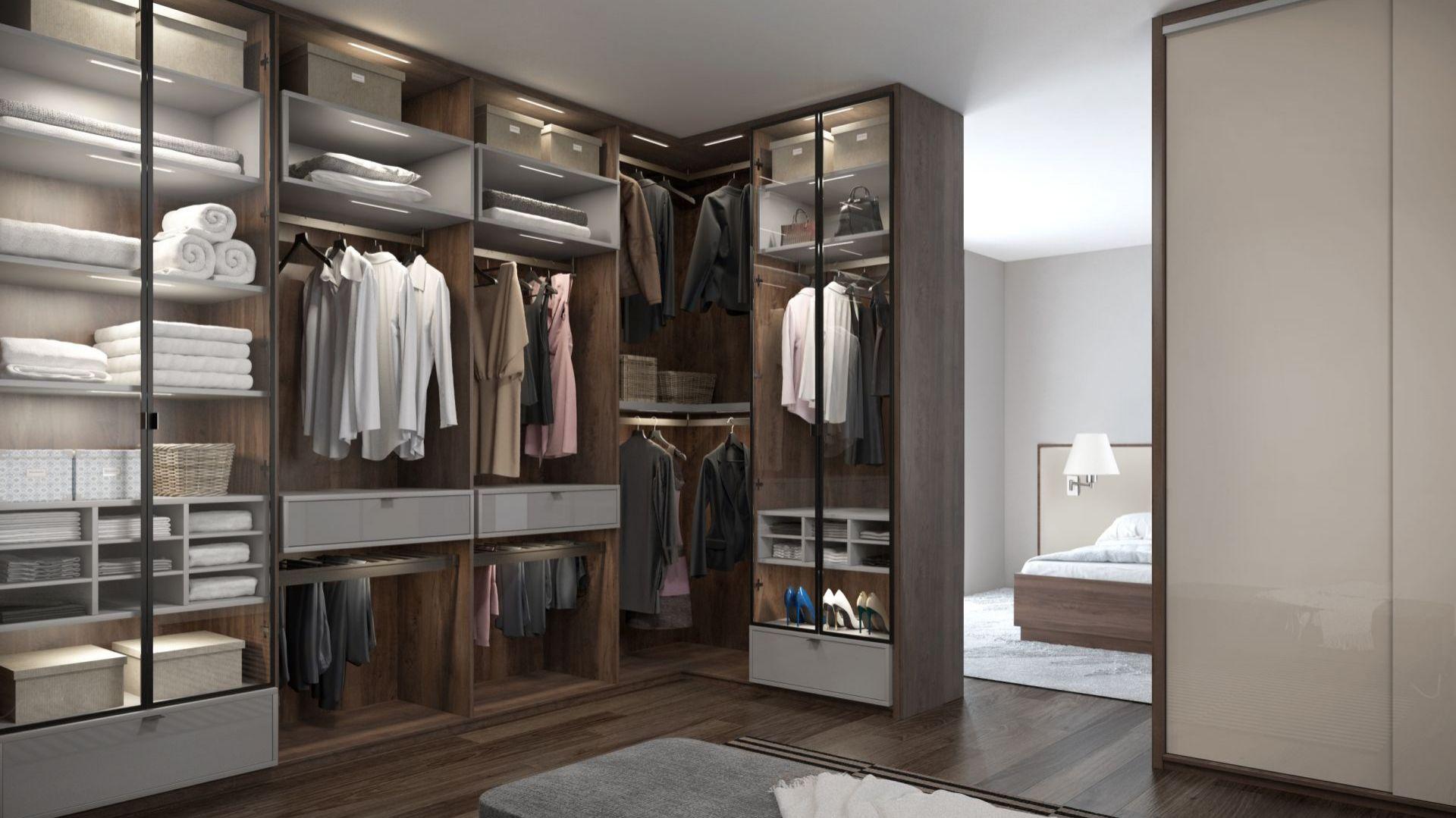 Garderoba W Osobnym Pomieszczeniu O Tym Warto Pamietac