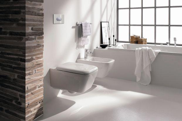 Wygodna łazienka - pomysły na urządzenie strefy w.c.