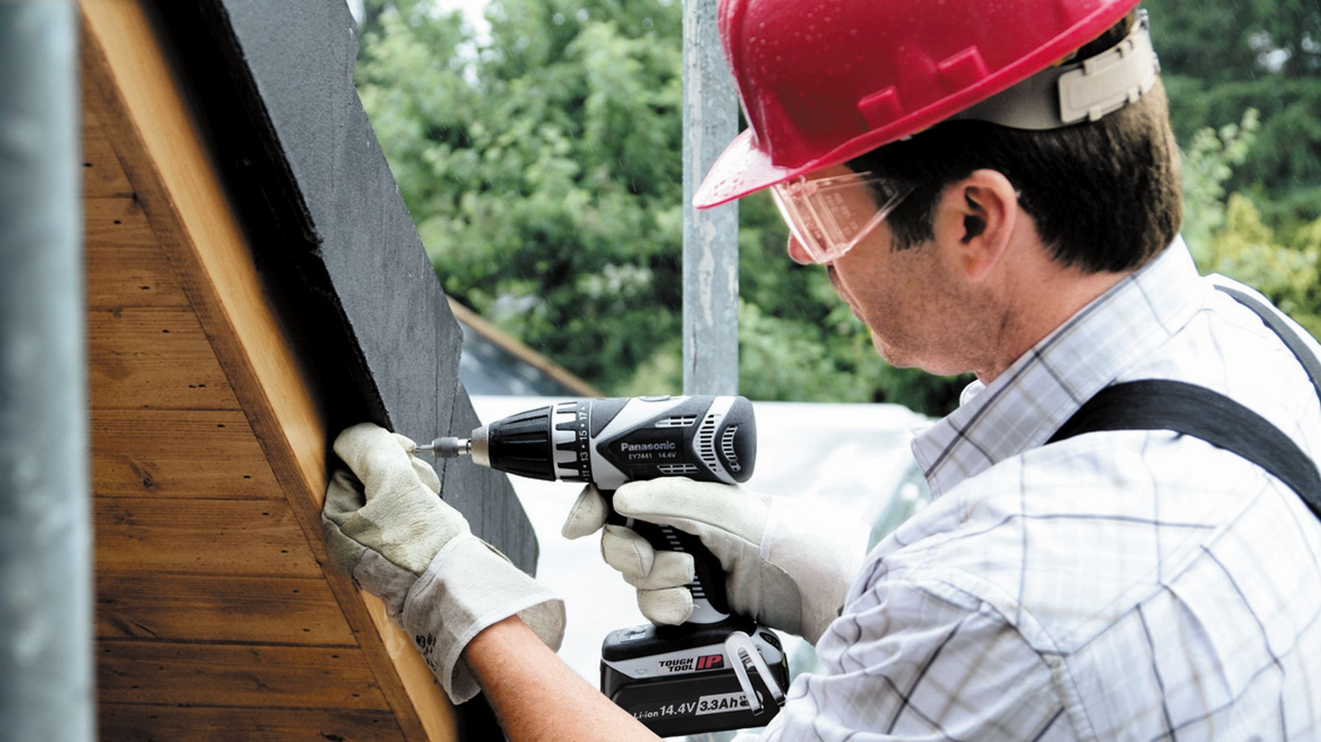 Nowoczesna wkrętarka to narzędzie niezbędne przy drobnych domowych naprawach. Fot. Panasonic