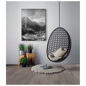Kolekcja paneli Comfort - Silent Dąb Kamienny. Fot. RuckZuck