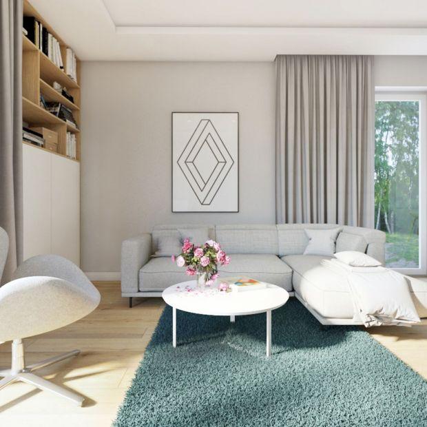 Mieszkanie w szeregowcu - przytulne, nowoczesne i praktyczne